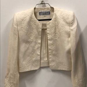 Yves Saint Laurent Jackets & Coats - Vintage Yves Saint Laurent Diffusion Femmes Jacket